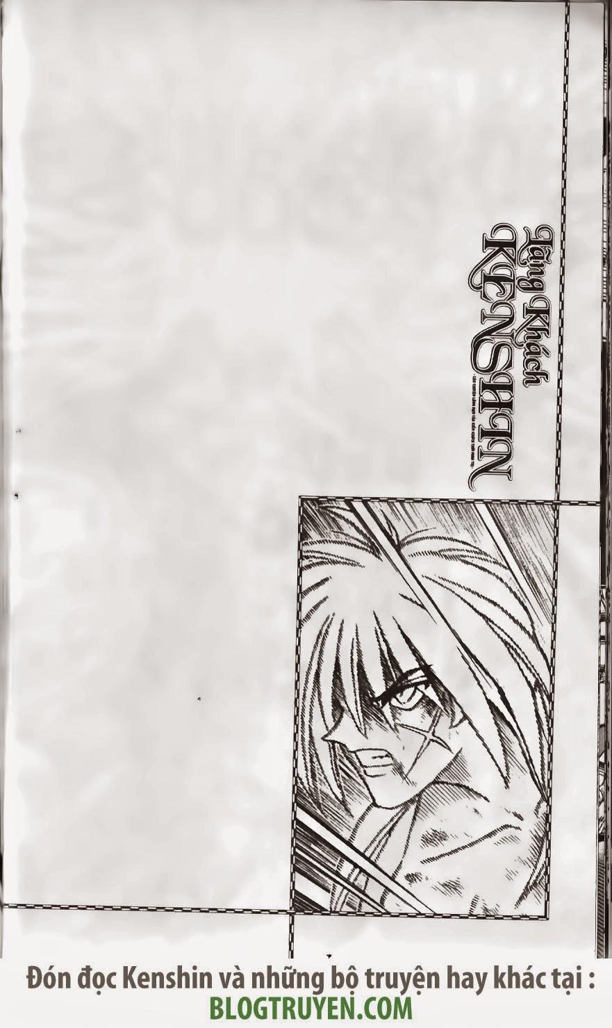 Rurouni Kenshin chap 143 trang 20