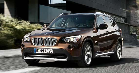 Gambar Paten BMW X1 Long Wheelbase Bocor