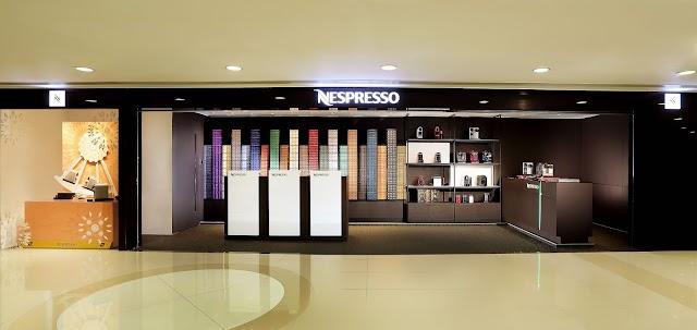 【期間限定】Nespresso Pop-Up概念店 海港城正式開業