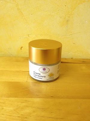 Crema correctora de Sinthesis Salud
