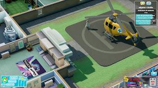 two point hospital urgence