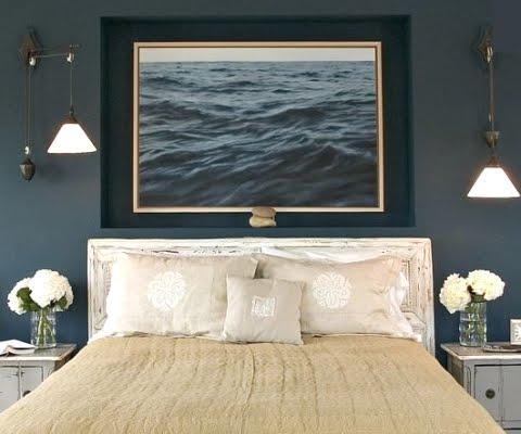 Chic Bedrooms -16 Nautical Design Ideas - Completely Coastal - nautical bedroom ideas