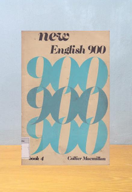 NEW ENGLISH 900, Michael Lanzanto