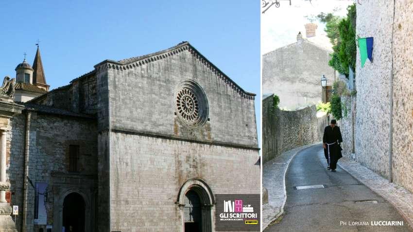 Chiesa di Sant'Agostino e centro storico