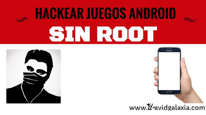 Como hackear juegos android sin Root 2019