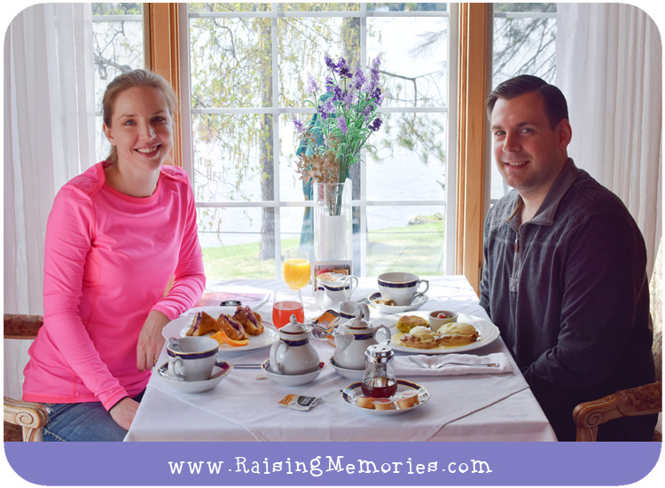 Travel Blog Review of The Couples Resort in Muskoka