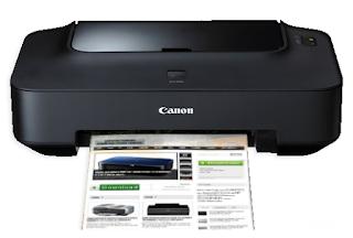 Canon Pixma iP2772  Driver Software