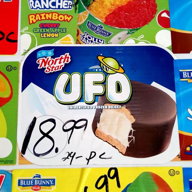 ufo ice cream sandwiches