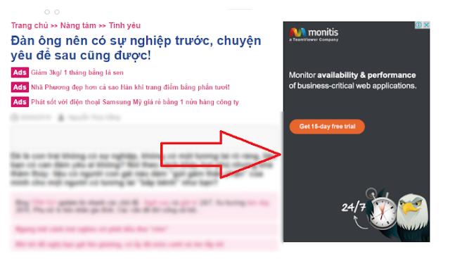 Blog tâm sự kiếm tiền với google adsense