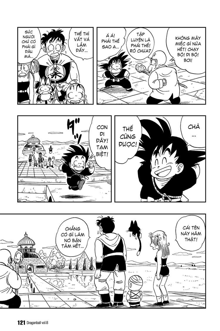 Dragon Ball chap 112 trang 14