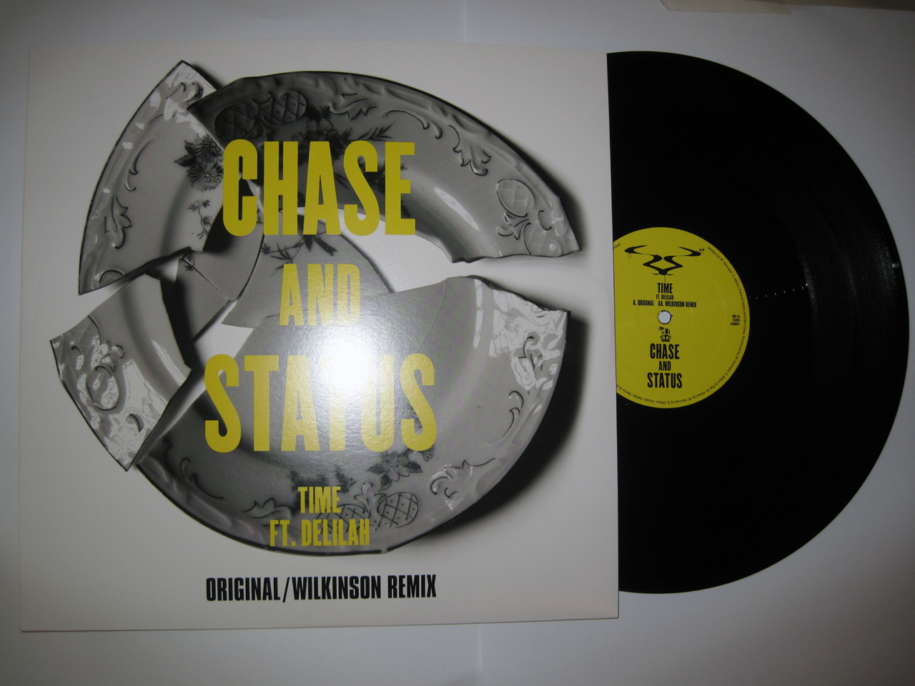 Chase and status b