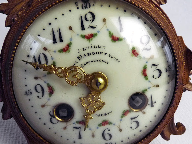 Etsy finds French Antique Clock