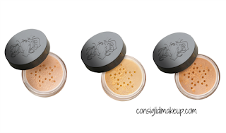 Preview Face Make Up Kat Von D Beauty  cipria traslucida polvere libera