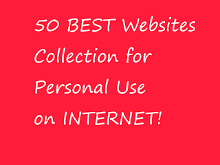 Best Internet Website List