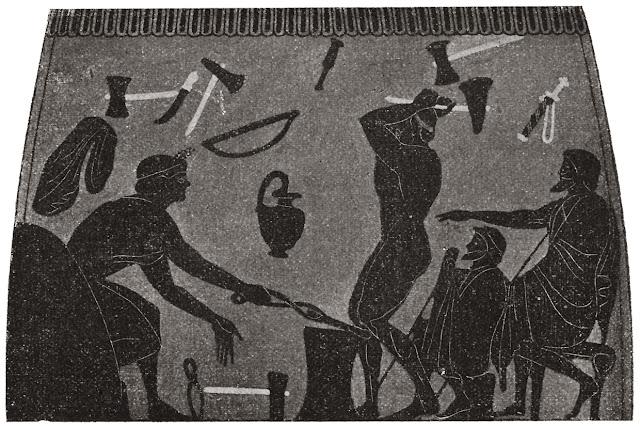 Οι Έλληνες μεταλλουργοί στην αρχαιότητα !