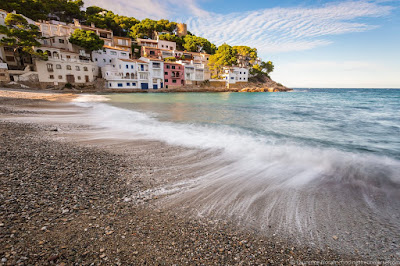 Sa Tuna Beach Costa Brava_by_Laurence Norah