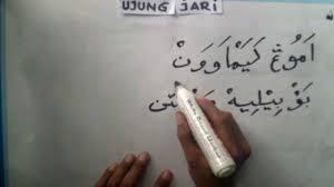 Sejarah Huruf Arab Pegon Dan Pengertian Pengajaran Arab Pegon