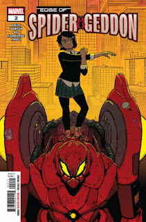 "Reseña de ""Spidergedón 0"" (Edge Of Spider-Geddon) - Panini Comics"