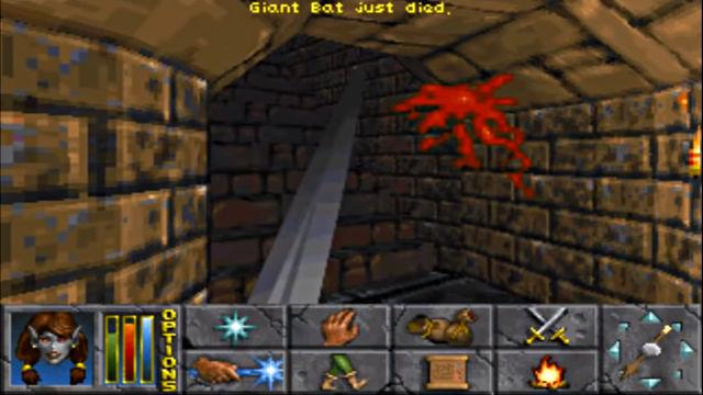 The Elder Scrolls: Daggerfall - Image du Jeu