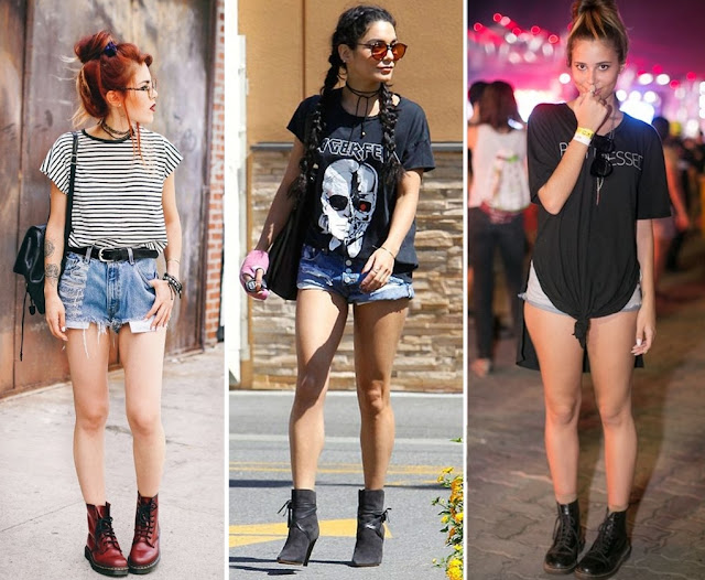Looks para o Rock In Rio 2017