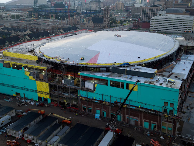Little Caesar Arena | PistonsFR, actualité des Detroit Pistons en France