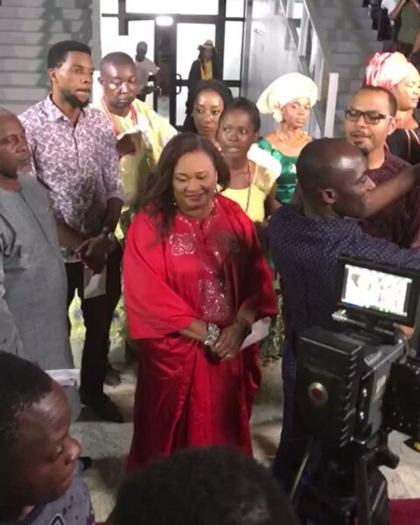 My Wife & I Nollywood Movie: Ramsey Nouah, Omoni Oboli