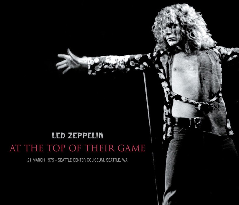 25 30 Seattle: The Clock That Went Backwards: Led Zeppelin