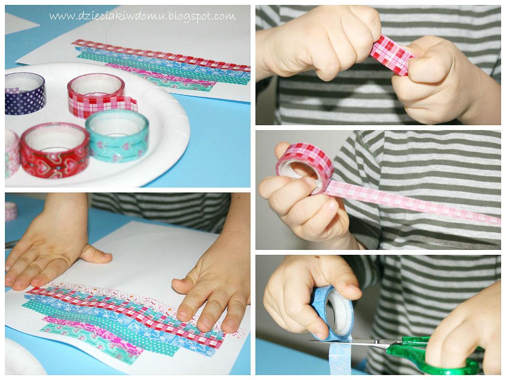 pisanki - wielkanocna praca plastyczna dla dzieci
