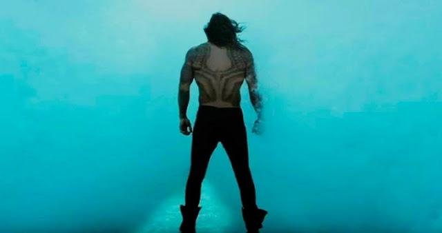Aquaman será estrenada más tarde de lo previsto