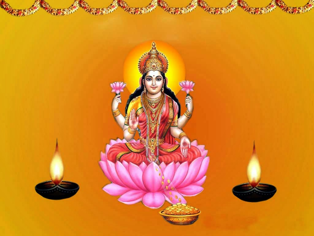 Maa Laxmi Photo
