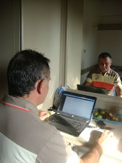 Picture of Rafael Martinez-Minuesa working remotely from Phuket