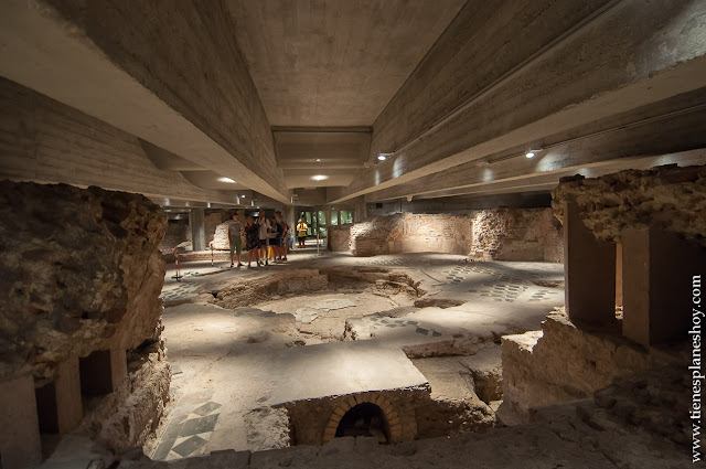 Baptisterio Milan viaje Italia