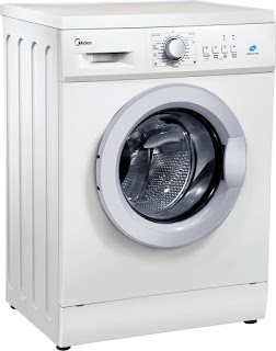 Midea MWMFL070HEF 7 kg Fully Automatic Front Load Washing Machine