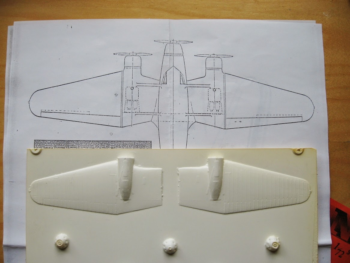 Wings Of Intent Formaplane 1 72 Stinson A Heavily Modifed With Wiring Diagram Plan In Bigger Scale Than The Parts