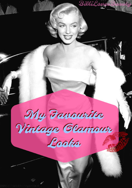 Fave Vintage Glamour Looks