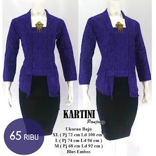 blouse-batik-kebaya-kartini-ungu