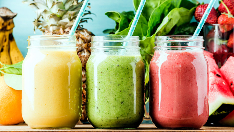 9 Receitas de sucos detox para torrar a gordura