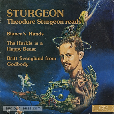 Sweet Freedom: A Theodore Sturgeon Discography Theodore Sturgeon