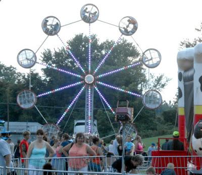 Dauphin Carnival in Dauphin Pennsylvania