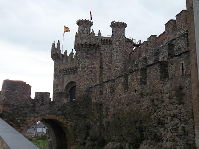 castillo templario ponferrada