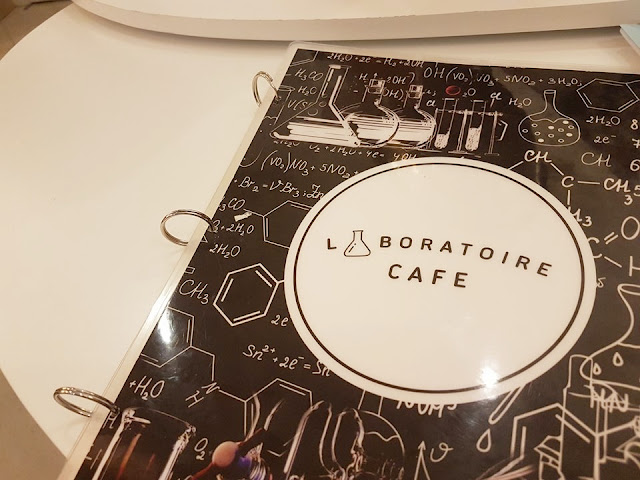 Laboratoire Cafe Davao / A review