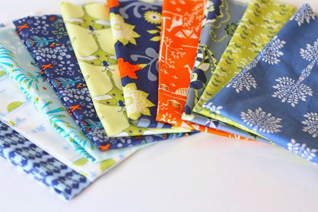 Safari Moon - Art Fabrics Quilt Diary Of Quilter