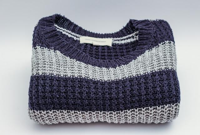Jumper sweater wardrobe | Almost Posh