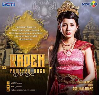 Biodata Kirana Larasati pemeran Astunalarang
