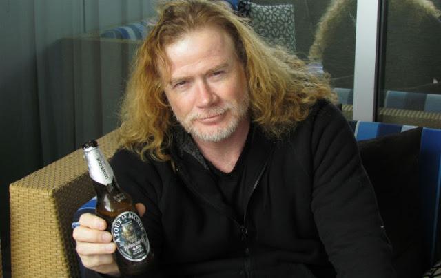 Cerveza Megadeth alcanza récord histórico