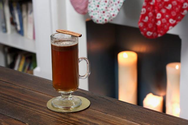 Hot Buttered Rum