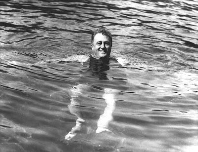 Франклин Делано Рузвельт. Warm Springs. Американский курорт. Как в теплых водах Warm Springs закалялся характер президента и зарождалась реабилитационная медицина Америки