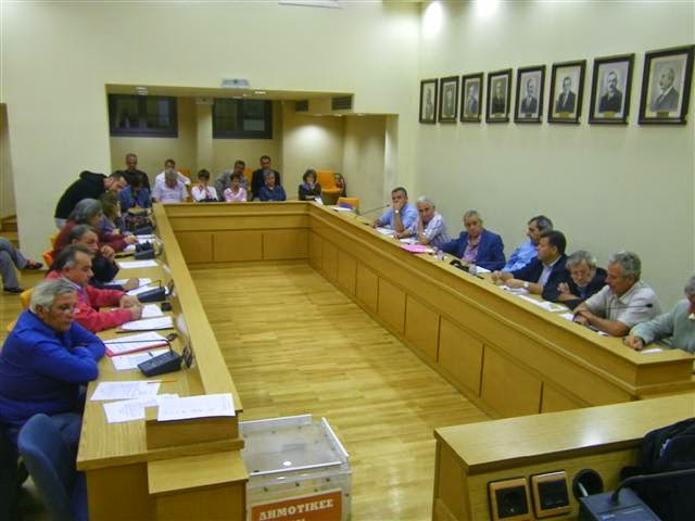 Συνεδριάζει η ΠΕΔ Πελοποννήσου στις 13 Σεπτεμβρίου 2016