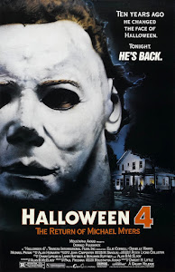 Halloween 4: The Return of Michael Myers Poster