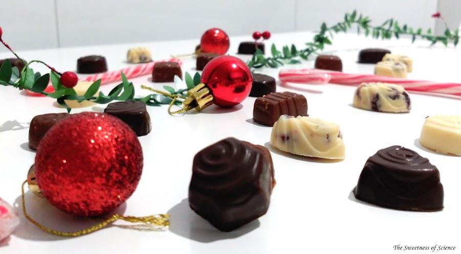 bombones, raspberry-chocolates